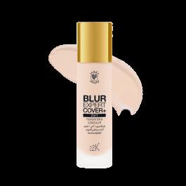 22K Blur Expert Cover + 2 in 1 Foundation & Concealer