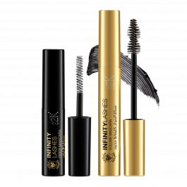 22K Infinity Lashes Fiber Duo Volume Mascara
