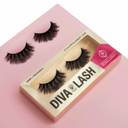 False Lashes Sultana
