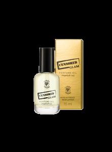 Censored Glam Perfume Oil, 15ml