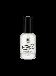 Censored Musk Perfume Oil, 15ml